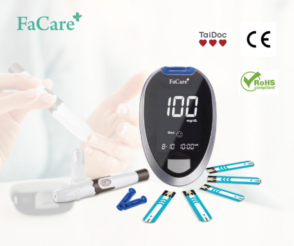 Máy đo đường huyết FaCare G168