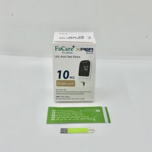 Que thử Axit Uric FaCare M168