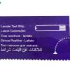 Lactate test strip